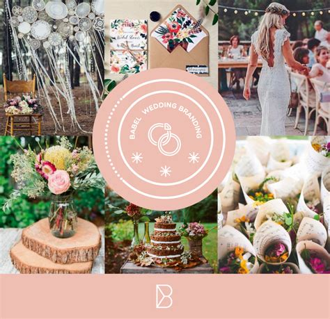 Wedding Branding by 191 Qu 233 Es Wedding Branding Babel