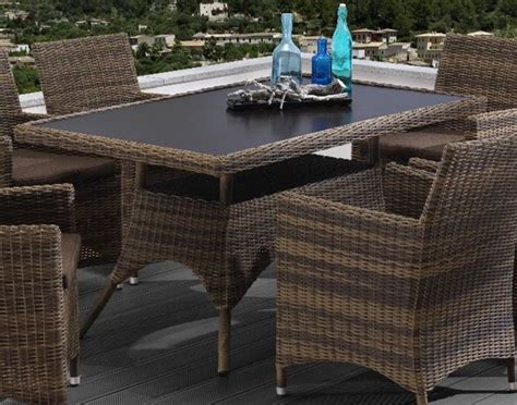 tavoli da giardino rattan tavoli per esterni tavoli da giardino tavolo per