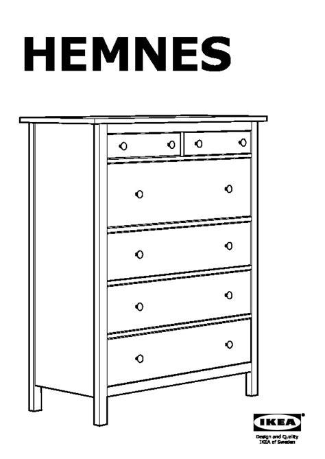 Commode Hemnes 6 Tiroirs by Hemnes Commode 6 Tiroirs Teint 233 Blanc Ikea