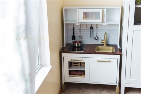 ikea play kitchen makeover duktig ikea play kitchen makeover diy project wear