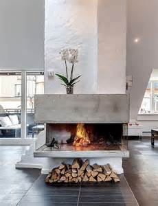 Rustic Modern Fireplace by Rustic Modern Fireplace Home