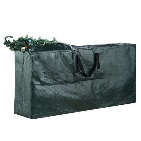 elf stor premium green christmas tree bag holiday extra large for up to 9 tree storage galleon stor premium green tree bag large for up to 9 tree storage