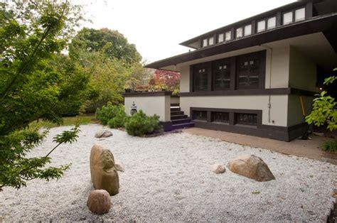 zen exterior home design exterior zen garden growing up in a frank lloyd wright