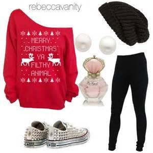 Christmas outfit for teen girls winter stuff pinterest i
