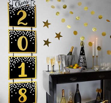 Home Decor Halloween new years eve decorations party city