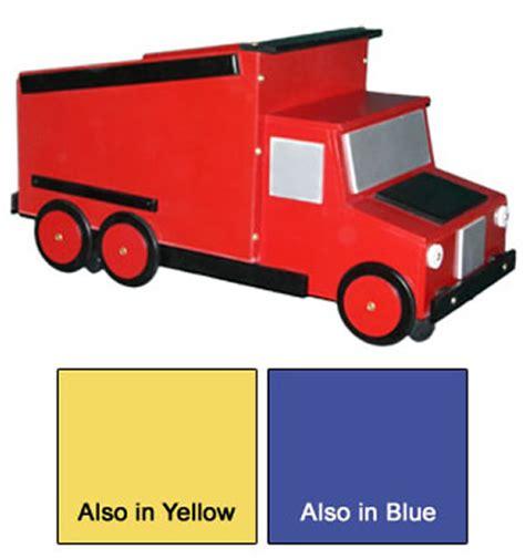 dump truck toddler bed load em up truck toy box
