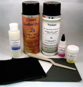 leather color repair leather repair kits