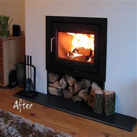 Fireplace Burners by 1000 Ideas About Wood Burner Fireplace On