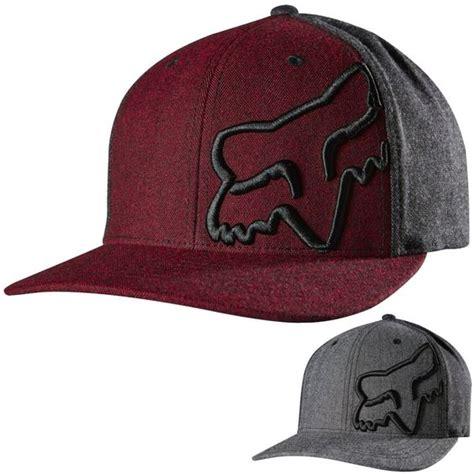 fox motocross hats fox racing mens rant swivel casual fitted cap mx motocross