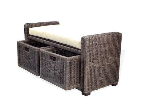 ottoman stools bruno ottoman stool organizer 35 rattan usa