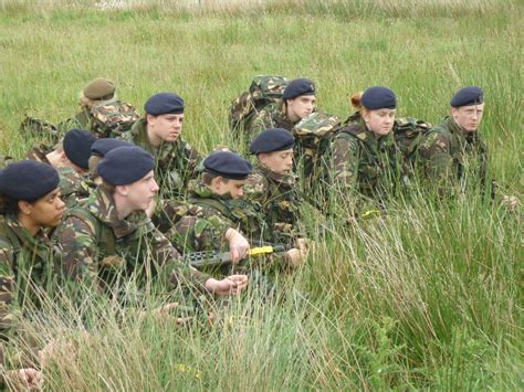 army sections gallery bridlingtonschool ccf