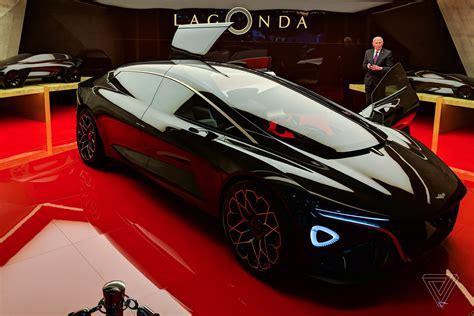 Aston Martin Auto by Aston Martin S Lagonda Concept Car Is Breathtaking The Verge