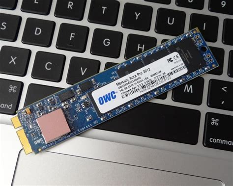 Mba 11 Ssd Upgrade by Owc Mercury Aura Pro Express 6g Ssd Review Mba Owners