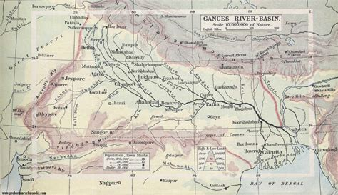 ganges river map the ganges river learning team 4 2