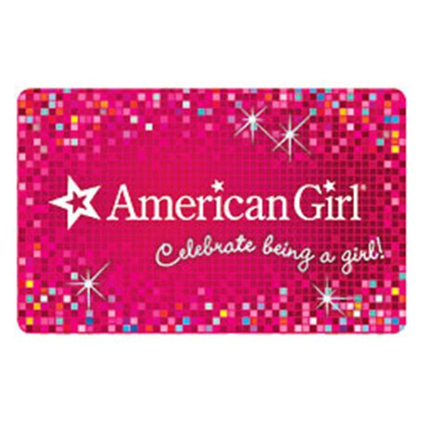 american girl gift card store gift cards - Where Can You Buy American Girl Gift Cards