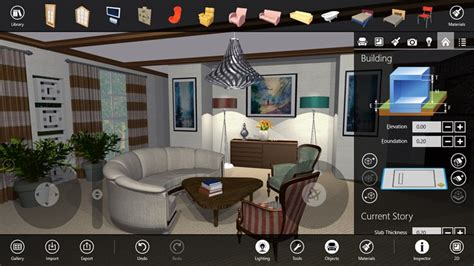 3d home design software with material list live interior 3d pro app for windows in the windows store