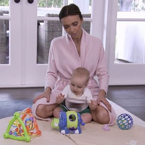 giuliana rancic e star talks about baby bill and giuliana rancic puts baby duke before work radar online