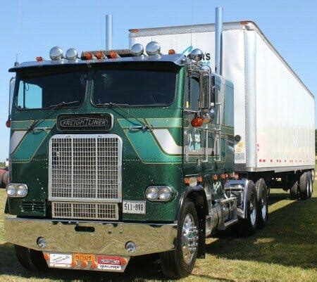 ultimate freightliner cabover quick guide  photo