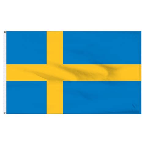 sweden 3ft x 5ft flag