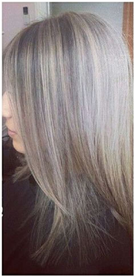 transitioning to gray hair with lowlights 1000 images about a frame on pinterest a frame cabin
