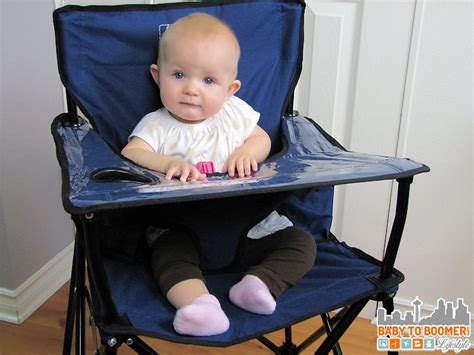 ciao baby portable high chair for on the go or home