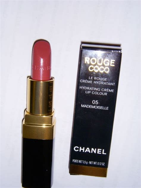 Chanel Lipstick Madamoiselle chanel coco in mademoiselle 05 discontinued reviews photos makeupalley