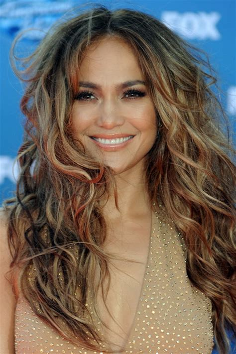 great hair colors for hispanics frisuren lange haare locken pony