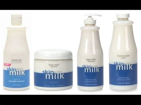 Skin Milk by Skin Milk Shower Gel Review