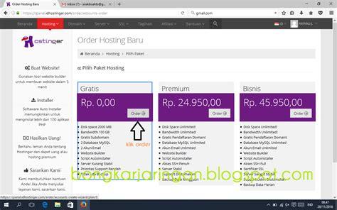 langkah2 membuat website gratis cara membuat hosting gratis 2016 part 1 bongkar jaringan