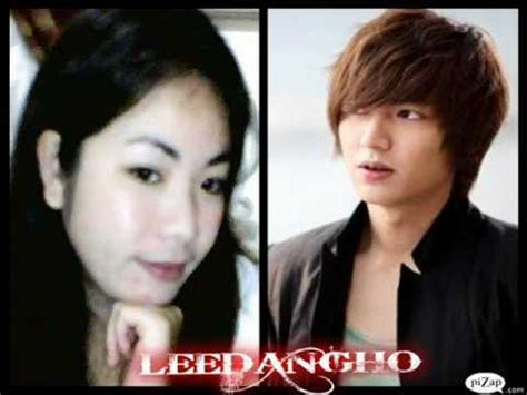 who is the real girlfriend of lee min ho lee min ho answers city hunter theme song suddenly lee min ho girlfriend