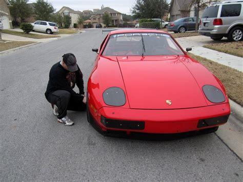 Porsche 928 Racing by 86 5 Slow Cranking 928 Race Car Pelican Parts Forums