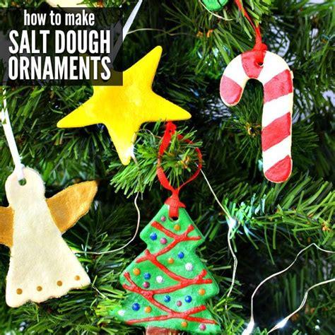 salt dough ornaments easy salt dough recipes