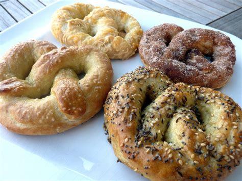 Handmade Pretzels - soft pretzels four ways