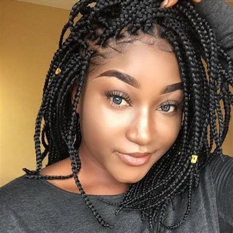 plaited hair styleson black hair braided hairstyle ideas inspiration for black women