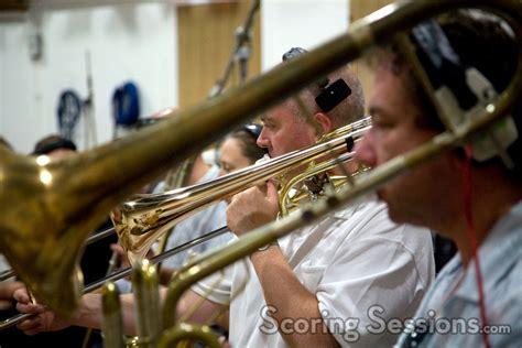 trombone section richard jacques scores james bond 007 blood stone
