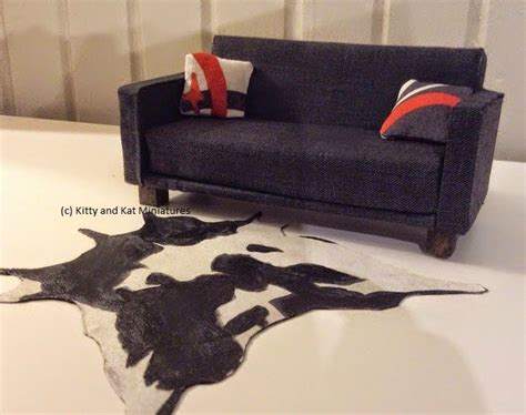 diy faux cowhide rug 17 best images about dollhouse floor coverings on rugs faux cowhide rug and