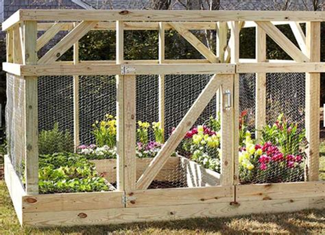 raised bed garden plans simple easy