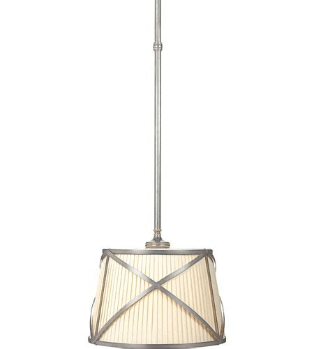 Visual Comfort Lighting Lights by Visual Comfort E F Chapman Grosvenor Single Pendant In