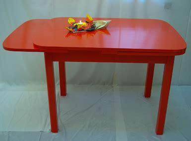 tisch rot ein toller esstisch in knallrot upcycling