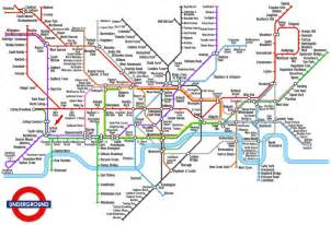 underground station map touch rugby and netball