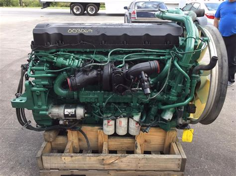 d13 volvo volvo d13 stock 003069 engine assys tpi