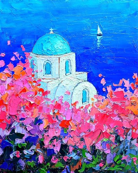 paint with a twist greece 243 best images about santorini churches greece on