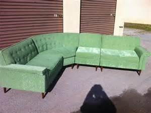 mid century sectional couch the awesome kroehler galaxy sectional couch and