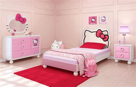 hellokitty bedroom bedroom hello kitty cool shaped beds cool shaped beds