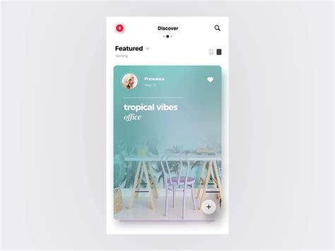 app layout design ios 10 beautiful exles of ios 11 app design 1stwebdesigner