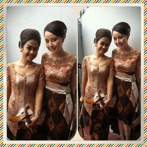 Batik Nias Dress Eklusifff 17 best images about traditional dress on traditional javanese and kebaya