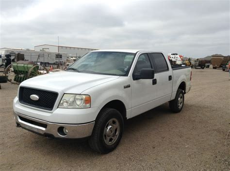 2006 Ford Truck by 2006 Ford F 150 Truck Hibid Auctions