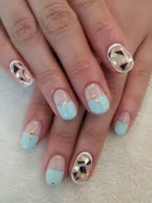 Beautiful acrylic nail designs 2014 simple nail art ideas