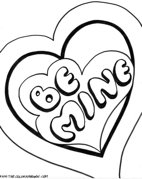 cute valentine coloring pages page cupid valentine