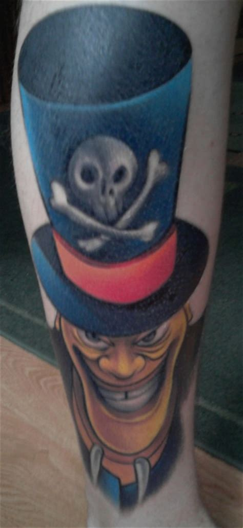 princess and the frog tattoo the princess and the frog villain dr facilier disney